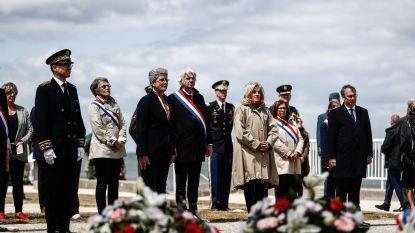 76ste verjaardag van D-Day in Frankrijk: sobere ceremonieën in besloten kring op stranden