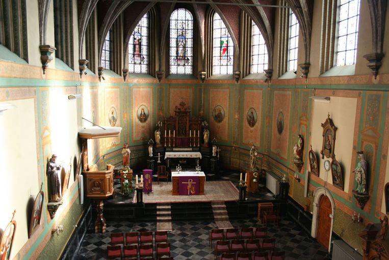 De kapel van de Grauwzusters