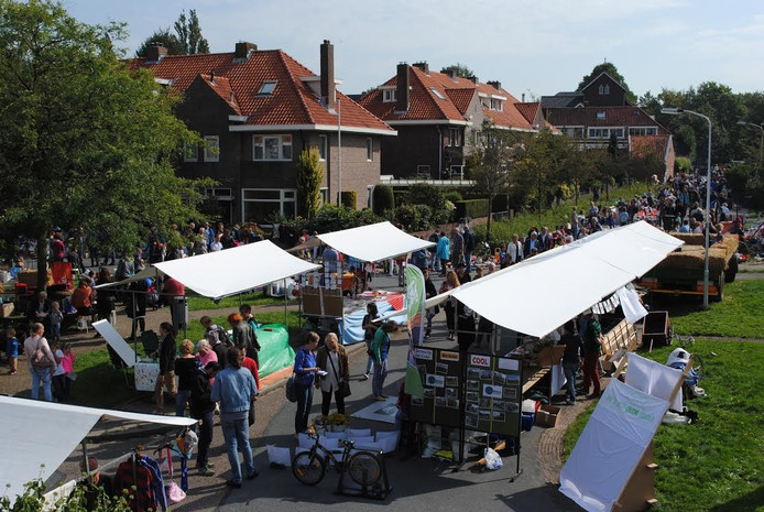 De Molenmarkt 2016 was op zaterdag 10 september in Wageningen.