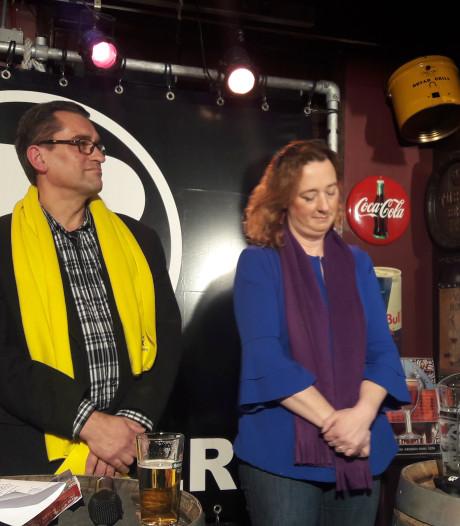 Politieke standpunten rollen in De Bakkerij Rolt Deur in Zevenbergen