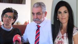 """""""Ik zag haar liggen op de brancard en besefte dat ik haar kwijt was"""": ouders jongste coronaslachtoffer willen jongeren wakker schudden"""