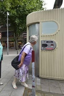 Aantal publieke wc's in Groene Hart blijkt zeer dun gezaaid