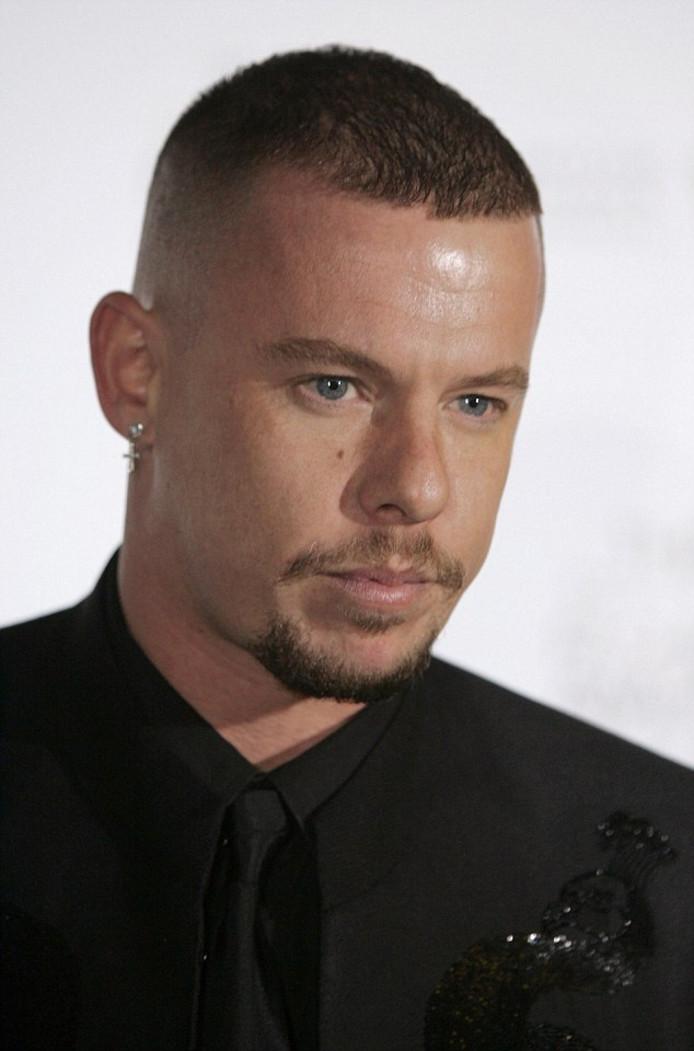 Alexander McQueen in 2004.