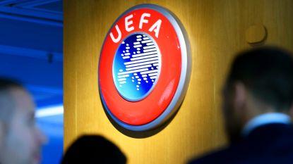 UEFA bevestigt: de huidige rangschikking bepaalt verdeling van de Europese tickets