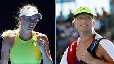 LIVE: Bertens op achterstand tegen Wozniacki