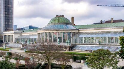 Lijk aangetroffen in vijver van Brusselse Kruidtuin