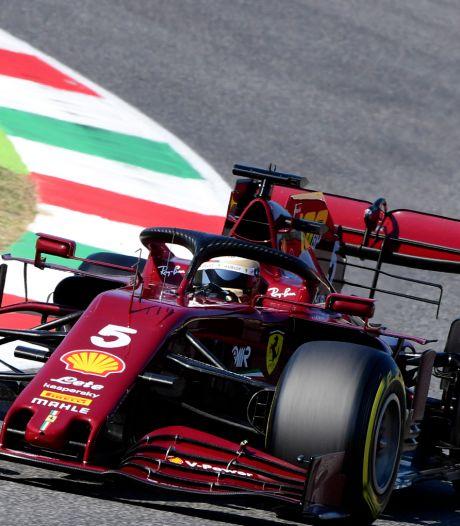 Ferrari gebruikt GP Rusland voor experimenteren