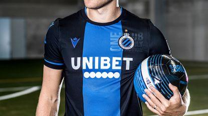 """Club Brugge krijgt kritiek op shirtsponsor Unibet: """"Gokken hoort bij voetbal, net als bier"""""""