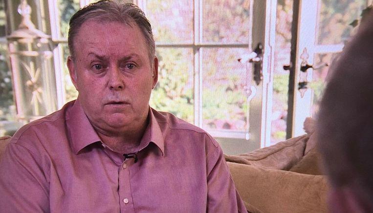 Willie McKay in het interview bij de BBC.
