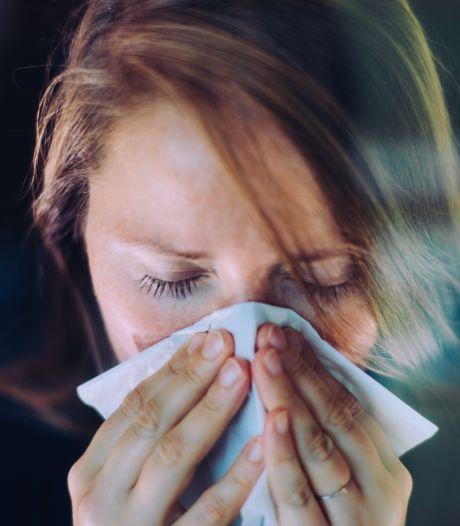 Les consultations pour syndrome grippal continuent de diminuer