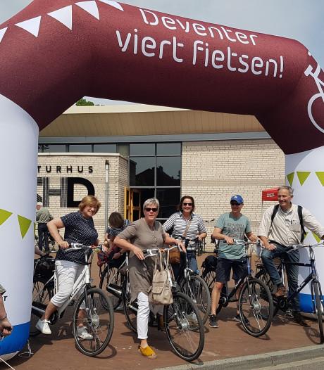 Deventer fietsklassieker in de maak