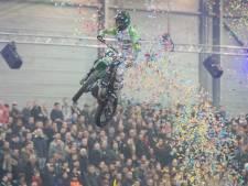 Tsjechische winnaar van Supercross in Goes blij met verbluffende eerste meters