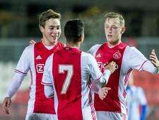 Jong Ajax schiet weinig op met periodetitel