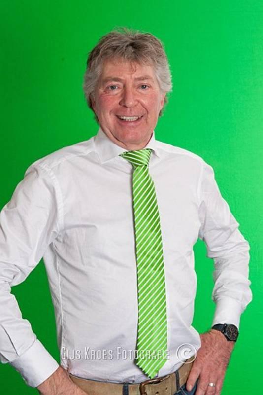 Wim Bakker  Foto: Gijs Kroes