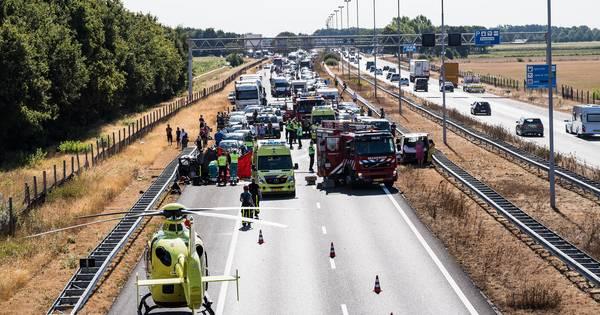 Veroorzaker dramatisch dodelijk ongeval A58 bediende mobieltje, maar niet in laatste 29 seconden.