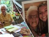Jarige oma Tiny krijgt kaarten uit de hele wereld: 'Allemaal door mijn kleindochter'
