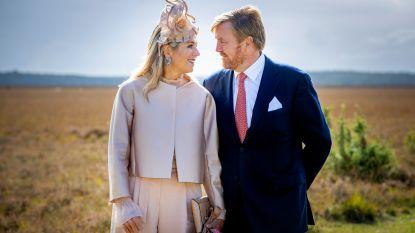 """Nederlandse koning Willem-Alexander is trots op zijn Máxima: """"A happy wife, a happy life"""""""