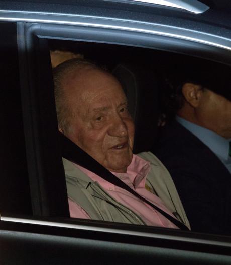 Juan Carlos a subi un triple pontage