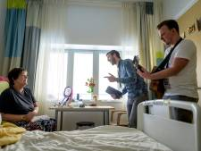 Nieuw in MST: de helende kracht van muziek, live aan het ziekenhuisbed