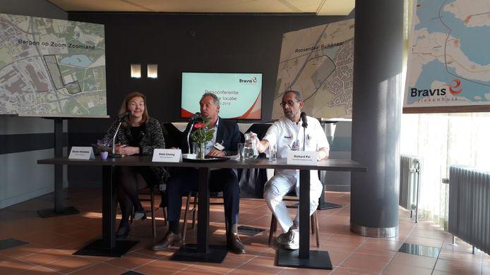 Dinsdagochtend maakte Bravis bekend dat het nieuwe ziekenhuis bij Roosendaal komt.