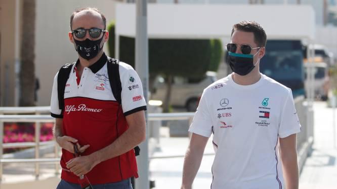 Vandoorne rijdt volgende week voor Mercedes testen in Abu Dhabi