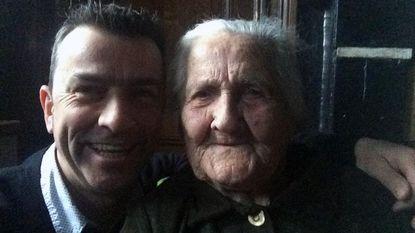 Bertha Noë viert 107de verjaardag