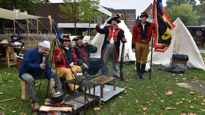 Patriotten reizen terug naar 1789