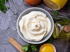 TIP: Zo gaat je mayonaise nooit meer in de schift