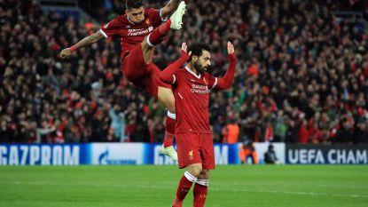 Salah en Firmino moeten alleen Ronaldo voor zich dulden in topschuttersstand