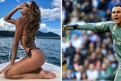 Collega met Victoria's Secret model en snaak die complimenten kreeg van Buffon: dit staat Courtois te wachten als hij voor Real of PSG kiest