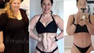 """Noelle verliest op eigen kracht 106 kilo in veertien maanden tijd: """"Ik was zo zwaar geworden dat de weegschaal het begaf"""""""
