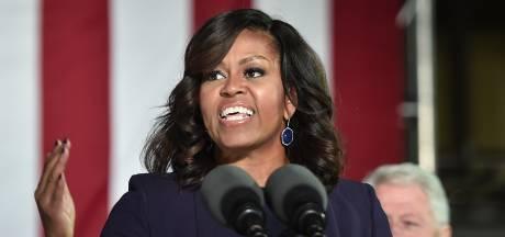Michelle Obama háát politiek