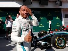 Hamilton waarschuwt Mercedes