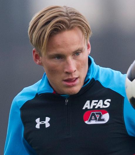 AZ rekent op Svensson tegen FC Utrecht