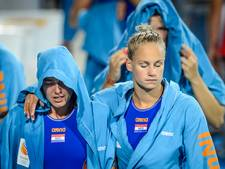 Protest Nederlandse waterpolosters niet gehonoreerd door Russische bond