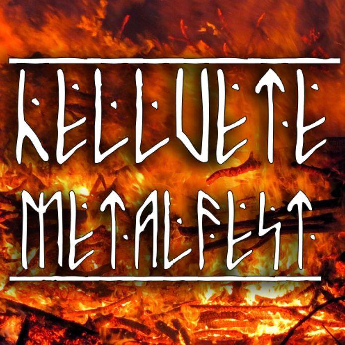 Illustratie van de aankonding van het Black Metal Festival komende zaterdag in Harderwijk.