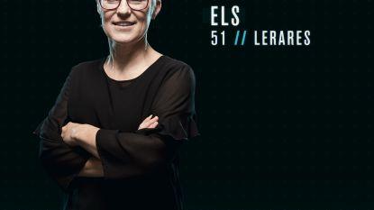 """Lerares Els (51) is de ouderdomsdeken in 'De Mol', vrienden reageren: """"Ze was vorig najaar plots een beetje overwerkt. Nu weten we waarom"""""""