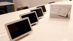 Googles slimme speaker mét scherm moet centrum van slim huis worden