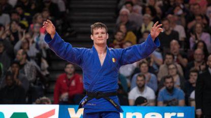 """Casse bulkt van vertrouwen als nieuwe nummer 1: """"Ik ben de meest constante judoka van de afgelopen twee jaar, ik zal klaar zijn voor Tokio"""""""