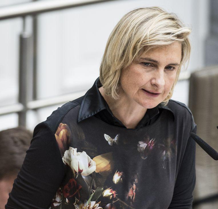 Vlaams minister van Onderwijs Hilde Crevits.