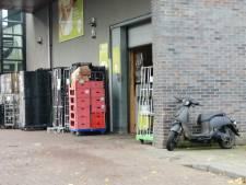 Pech voor dief die winkel uit vlucht: bromfiets wil niet starten