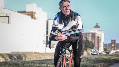 """Op zoek naar de Flandrien in snelschaatser Bart Swings: """"Per jaar doe ik zo'n 15.000 km op de fiets, schat ik"""""""