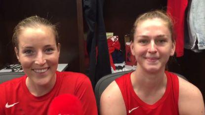 """Emma Meesseman en Kim Mestdagh nemen eerste horde richting glorie in WNBA: """"Pure stress"""""""