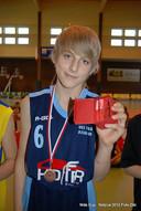 Emil was een begenadigd basketballer in Polen
