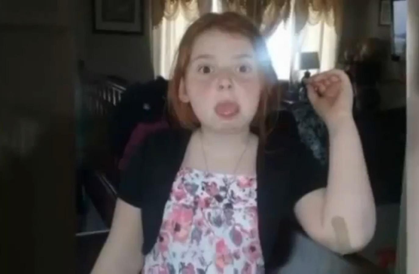 Meisje geven hoofd video