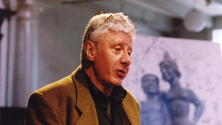 Quintana in 1996. Beeld ANP