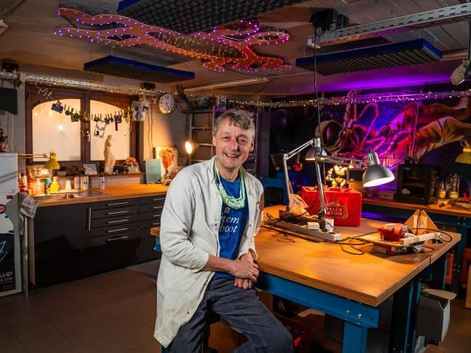 """Uitvinder Anthony Liekens uit 'Team Scheire': """"Ik wil de grootste nerd van België worden"""""""