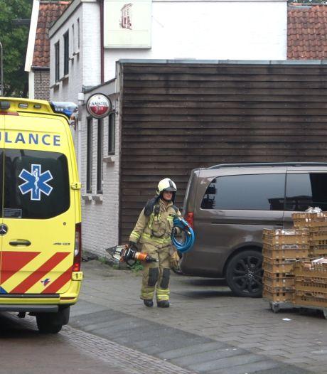 Collega zet bolletjesmachine aan: medewerker bakkerij Meppel gewond naar het ziekenhuis