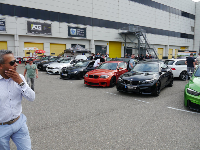 BMW-evenement Bimmerfest 2018 vond afgelopen zondag plaats bij de Evenementenhal in Gorinchem.
