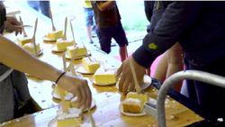 Laundry Day bakt de grootste taart ter wereld